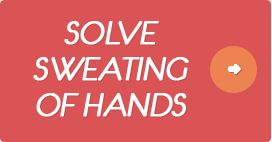 Solve Sweating of Hands
